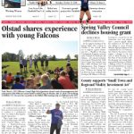 Fillmore County Journal Electronic Edition – 10/15/2018