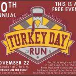 Fillmore County Journal - Turkey Day Run, Thanksgiving Walk/Run, Preston, Minnesota, Lanesboro