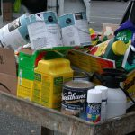 Recycling 101: Household Hazardous Waste