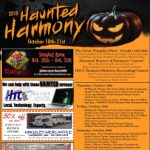 Celebrate Haunted Harmony over MEA weekend