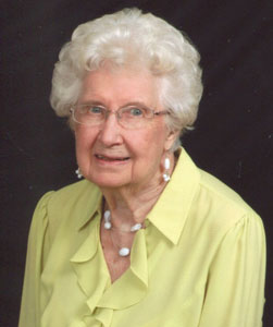 Fillmore County Journal, Florence Kuhl Henkels obituary
