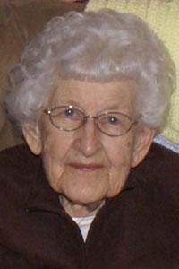 Fillmore County Journal, Alice Wilbur obituary