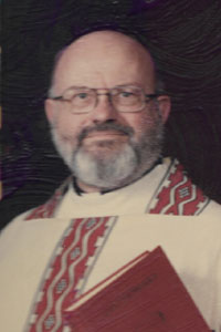 Fillmore County Journal, Msgr. Fr. Francis Galles obituary