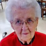 Fillmore County Journal, Betty James obituary