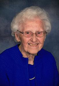 Fillmore County Journal, Pernella Lnadsverk obituary