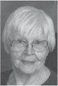 Fillmore County Journal, Fern Miller Obituary
