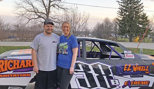 Fillmore County Journal- Brooke Schwebach ready to fulfill her dream!