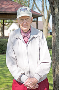 Fillmore County Journal - Spring Grove resident Darrell Sinclair proof that life is a verb
