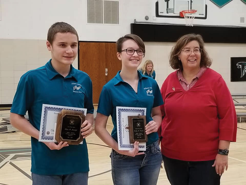 Fillmore County Journal - Essay winners explain what makes America great