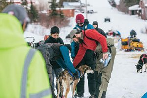 Fillmore County Journal - Wykoff man finishes the Iditarod