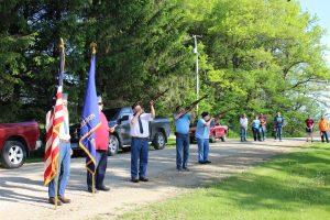 Fillmore County Journal - Fountain 2020 Memorial Day Service