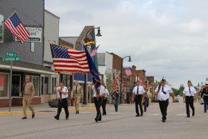 Fillmore County Journal - Spring Grove 2020 Memorial Day Service