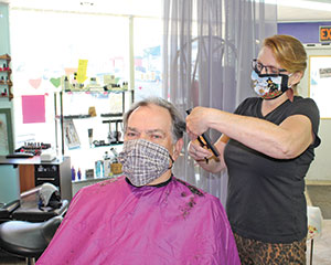 Fillmore County Journal - Sally's Hair to Dye For