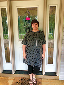 Fillmore County Journal - Amy Engelhart's Boutique Station provides clothing for customers nearby
