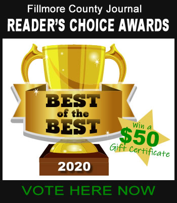 Fillmore County Journal - The Best of the Best contest