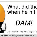 Fillmore County Journal - Joke of the Week 7.20.20