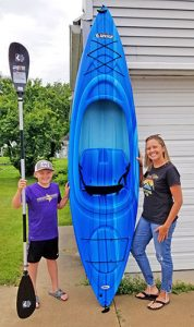 Fillmore County Journal - Visit Bluff Country Magazine The Best of Bluff Country June 2020 Kayak Winner Elissa Johnsrud