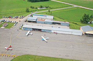 Fillmore County Journal - Houston County Airport