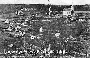 Fillmore County Journal - Peering at the Past: Rise and fall of Riceford – stagecoach start, railroad rejection