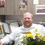 Fillmore County Journal - July 1, the first day of work for Spring Grove's new K-12 principal, Luke Kjelland