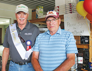 Fillmore County Journal - Lynn Aggen Retirement