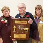 Fillmore County Journal - Wykoff residents recognized for their service to the livestock industry