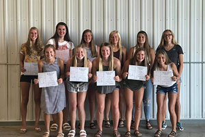 Fillmore County Journal - Fillmore Central Girls Basketball Awards