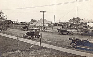 Fillmore County Journal- Peering at the Past