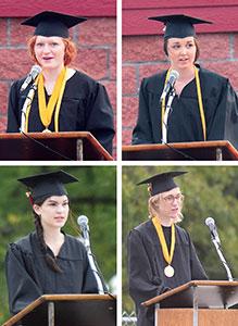 Fillmore County Journal- Spring Grove Graduation