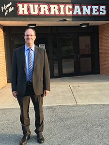 Fillmore County Journal- Houston principal Michael Mangan