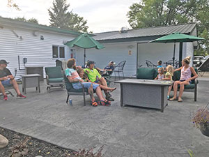 Fillmore County Journal- Jarland-Golf-Patio