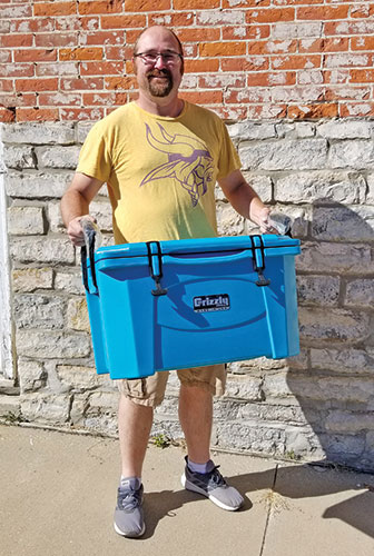 Fillmore County Journal - Visit Bluff Country The Best Contest Winner Nathan Every