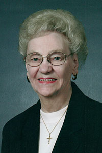 Hazel Bernard obituary, Fillmore County Journal