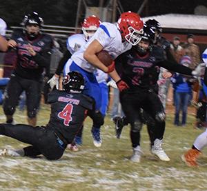 Spring Grove football, Fillmore County Journal