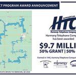 Fillmore County Journal - Harmony Telephone Award for High Speed Broadband