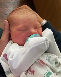 Fillmore County Journal Lane Sylling Birth Announcement