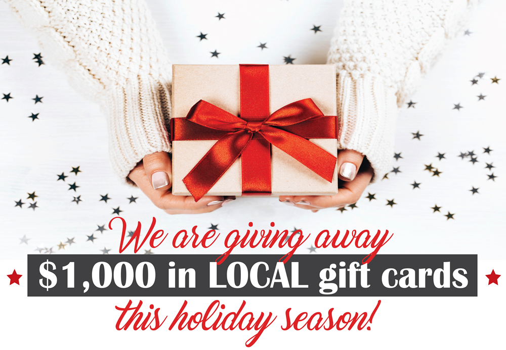 Fillmore County Journal - Small Business Saturday Gift Card Give Away