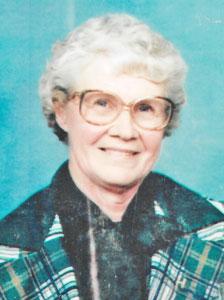 Fillmore County Journal - Hazel Riehl Obituary