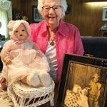 Fillmore County Journal - Harmony woman cherishes doll she won at Preston's Fourth of July celebration 84 years ago - Gloria Bergey