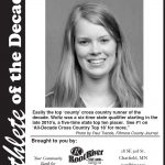Fillmore County Journal - Athlete of the Decade Kayla Ww=oltz
