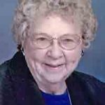 Irene Rice obituary, Fillmore County Journal