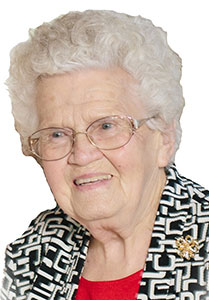 Fillmore County Journal - Lorraine Anfinson Obituary