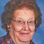 Ione Hallum obituary, Fillmore County Journal